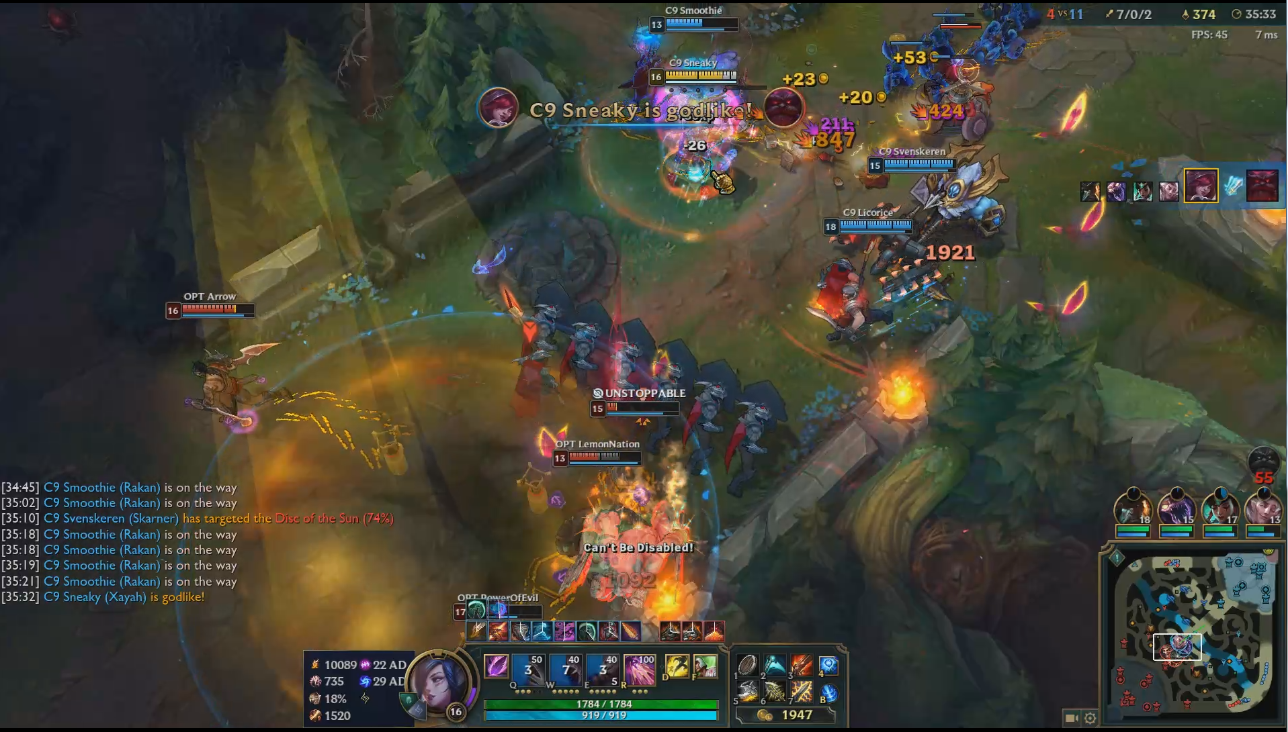 Profiling: Real World Performance in League | Riot Games